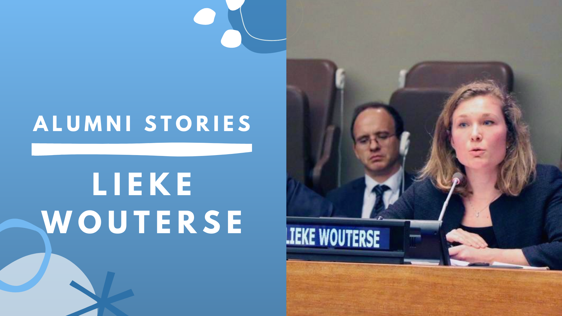 Alumni Stories: Lieke Wouterse